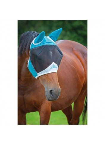 FINE MESH FLY MASK WITH...