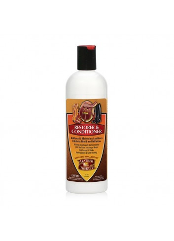 LEATHER THERAPY RESTORER &...