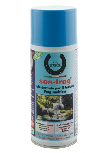 SOS FROG 400ML SPRAY...