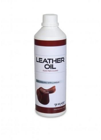 LEATHER OIL 500ML 020 MASC