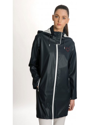 LINNY LONG RAIN JACKET...
