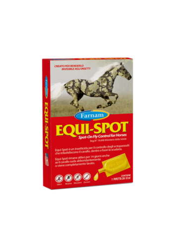 EQUI-SPOT 3X10ML E86 25 FARNAM
