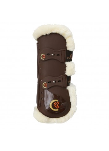 SHEEPSKIN TENDON BOOTS...